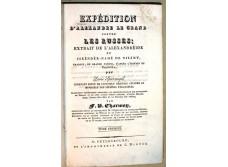 Expedition d`Alexandre le Grand contre les Russes. Traduit par L. Spitznagel, traduction entirement refondue ... par F.B. Charmoy.