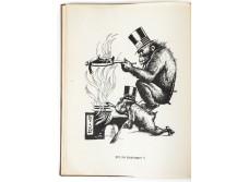 [Authograph] Aron Gefter. On grim. Karikaturn (Without makeup. Caricatures)